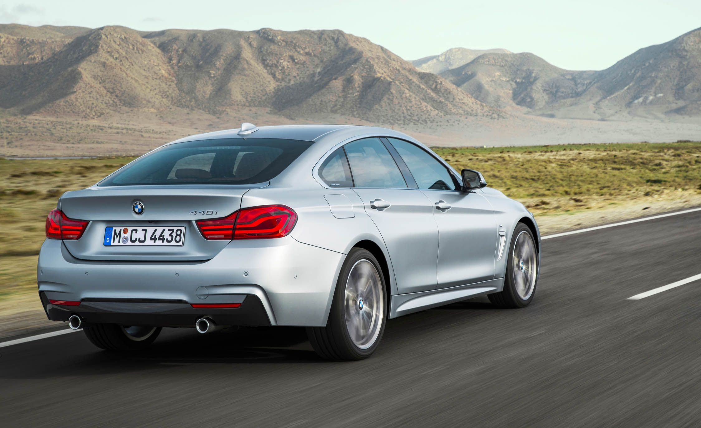 2019 Bmw 4 Series Gran Coupe Reviews Price Photos And Specs Car Driver