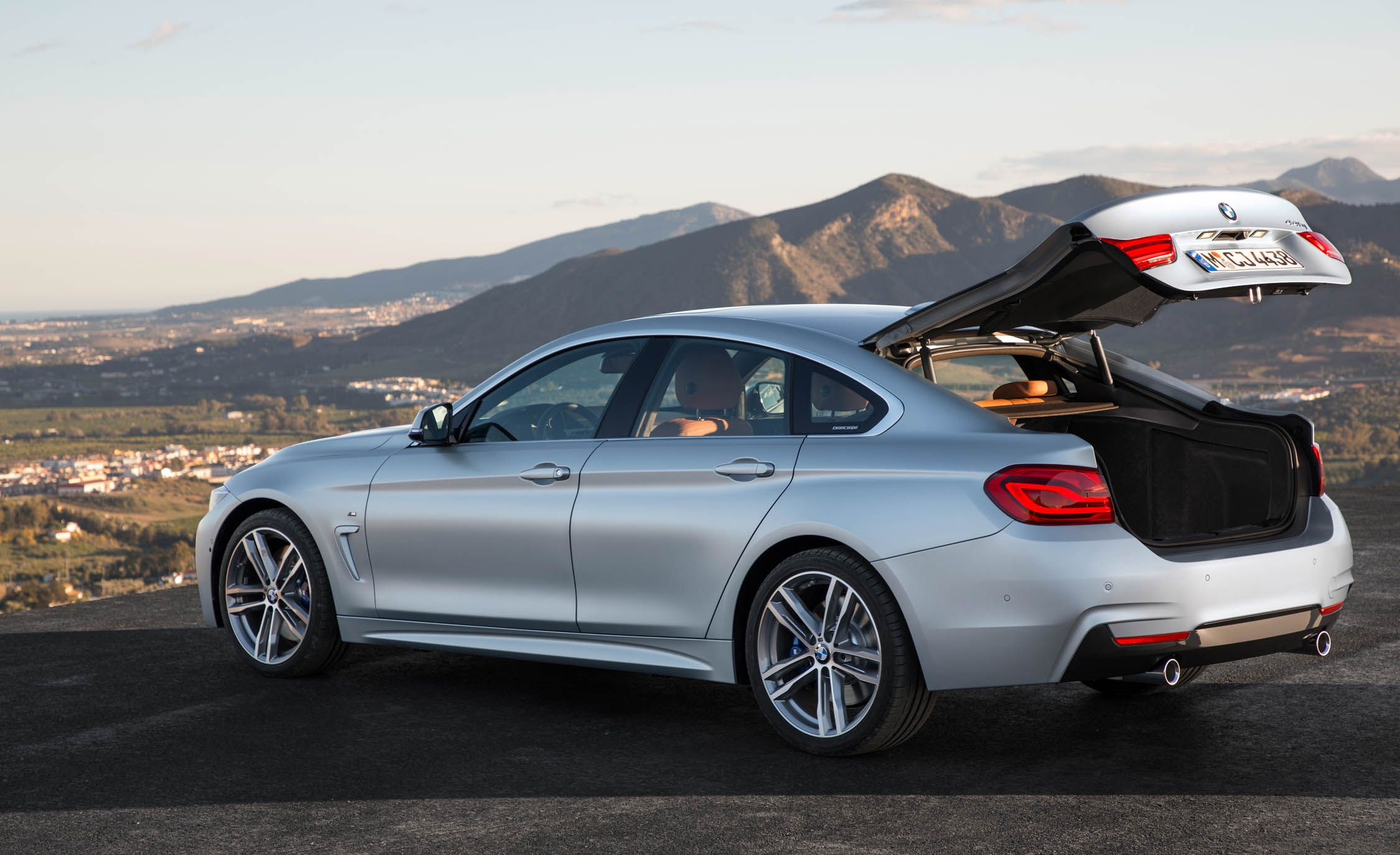 Bmw 4 Series Gran Coupe Reviews Price Photos And Specs Car Driver