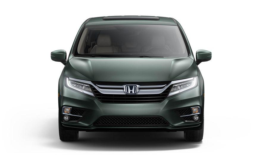 2018 Honda Odyssey - Slide 10
