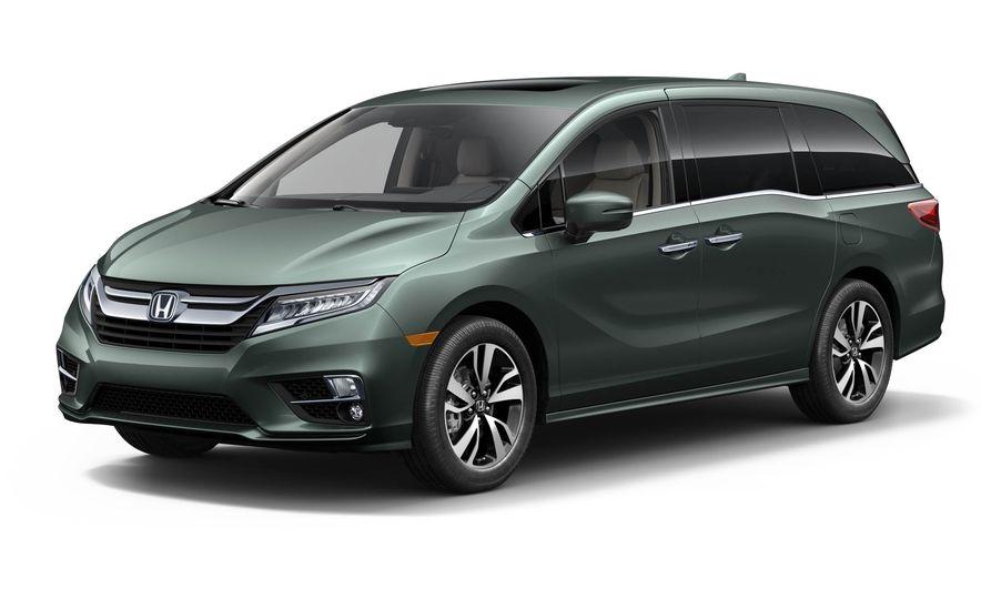 2018 Honda Odyssey - Slide 11