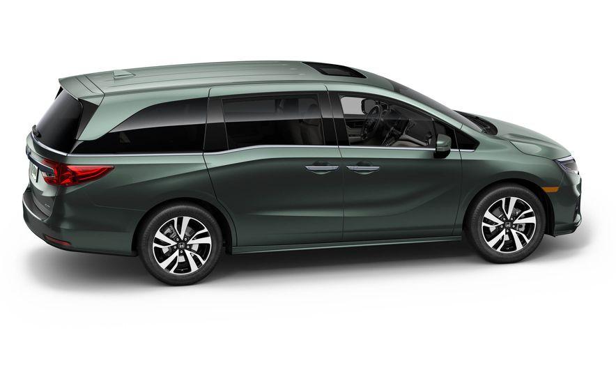 2018 Honda Odyssey - Slide 13