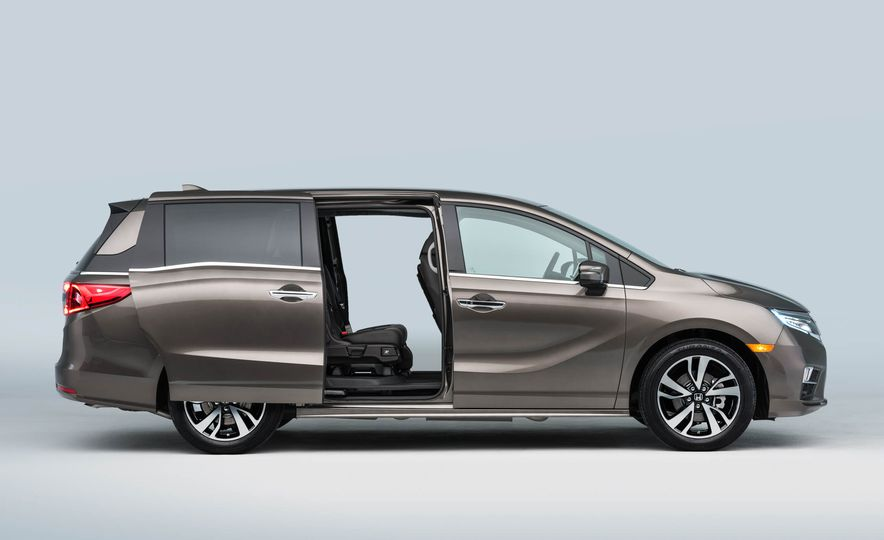 2018 Honda Odyssey - Slide 15