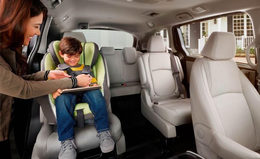 2018 Honda Odyssey - Slide 21