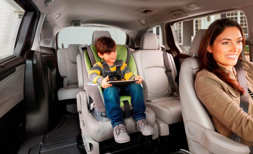 2018 Honda Odyssey - Slide 22