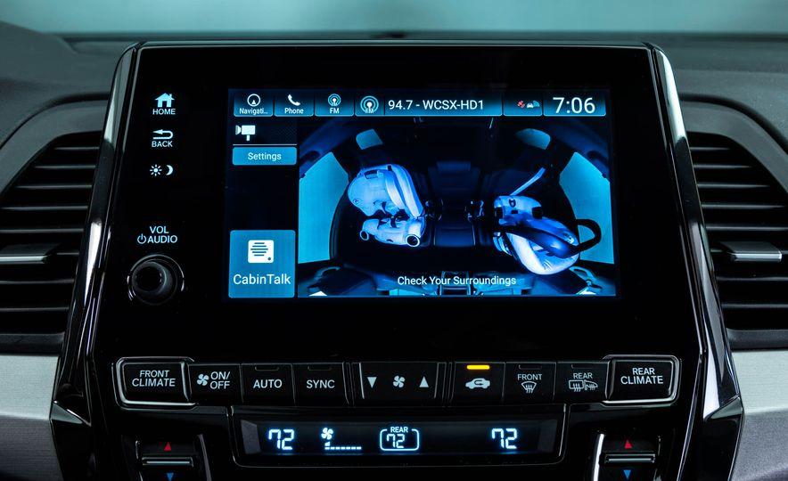 2018 Honda Odyssey - Slide 28