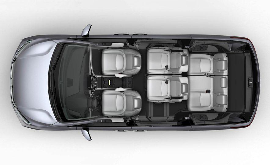 2018 Honda Odyssey - Slide 34