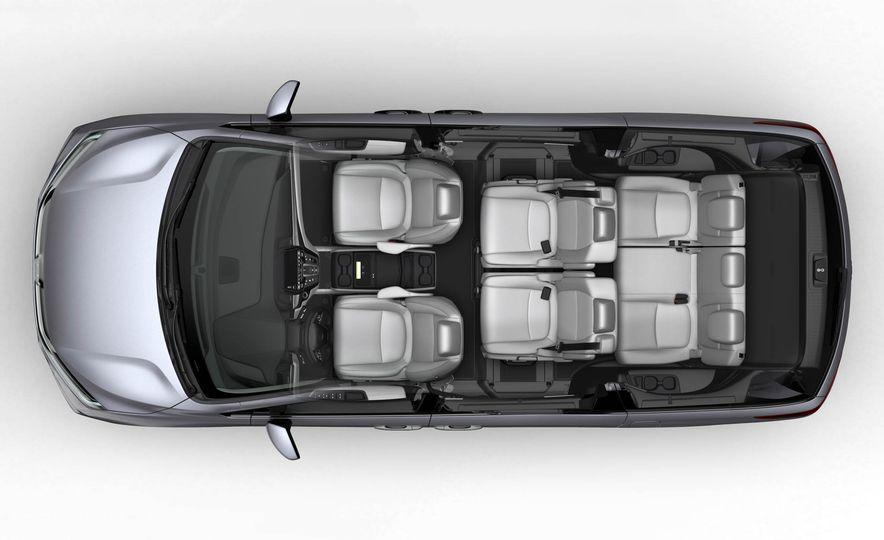 2018 Honda Odyssey - Slide 35
