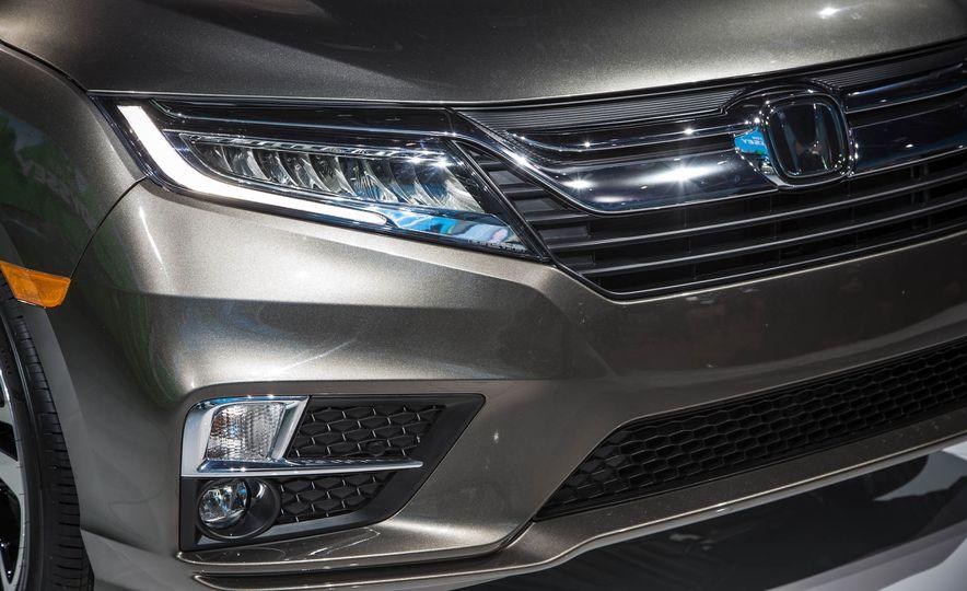2018 Honda Odyssey - Slide 4