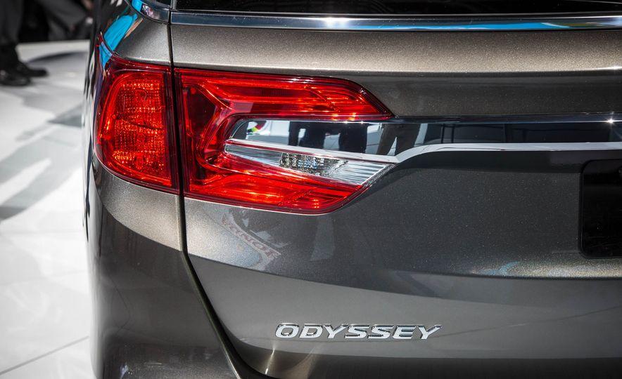 2018 Honda Odyssey - Slide 6