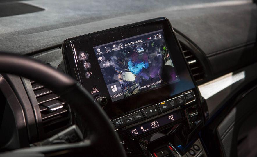 2018 Honda Odyssey - Slide 9