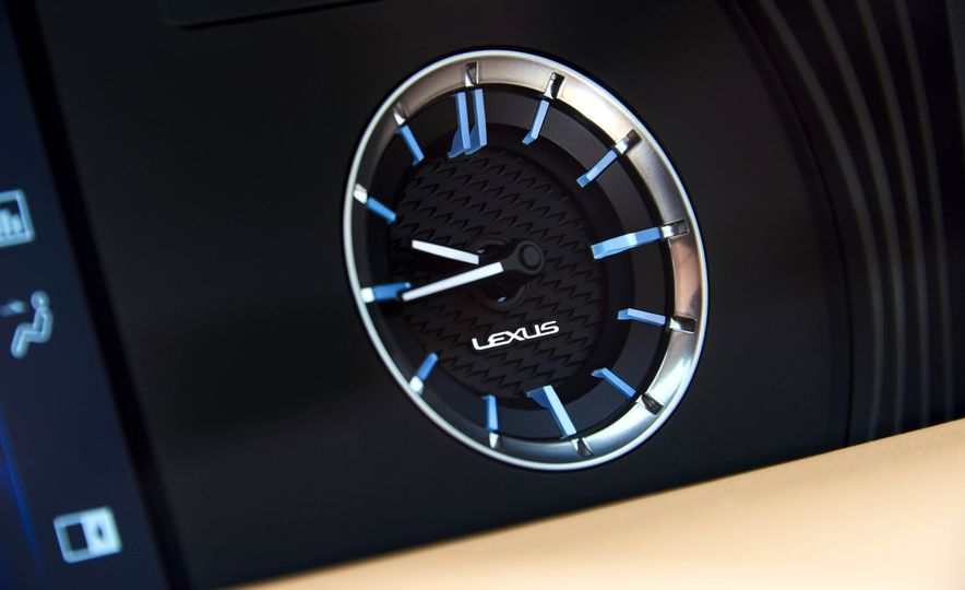 2018 Lexus LC500 - Slide 20