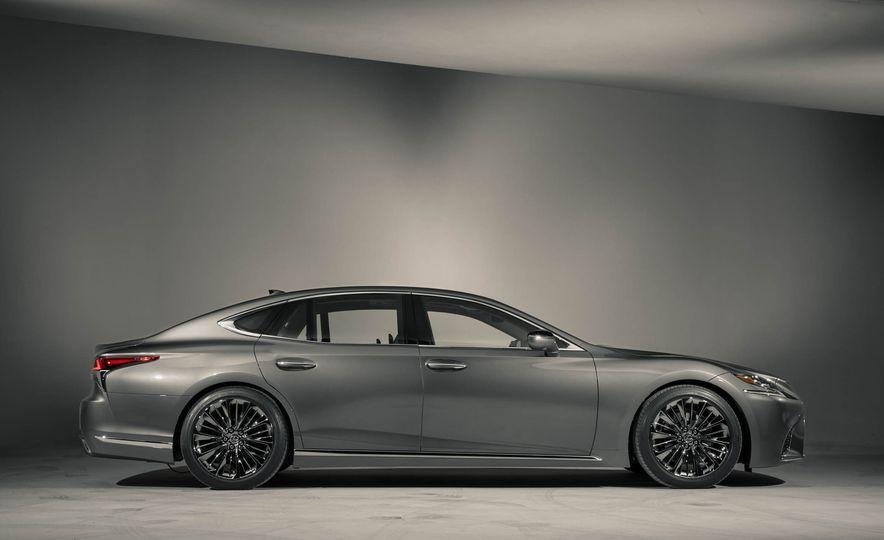 2018 Lexus LS 500 - Slide 13