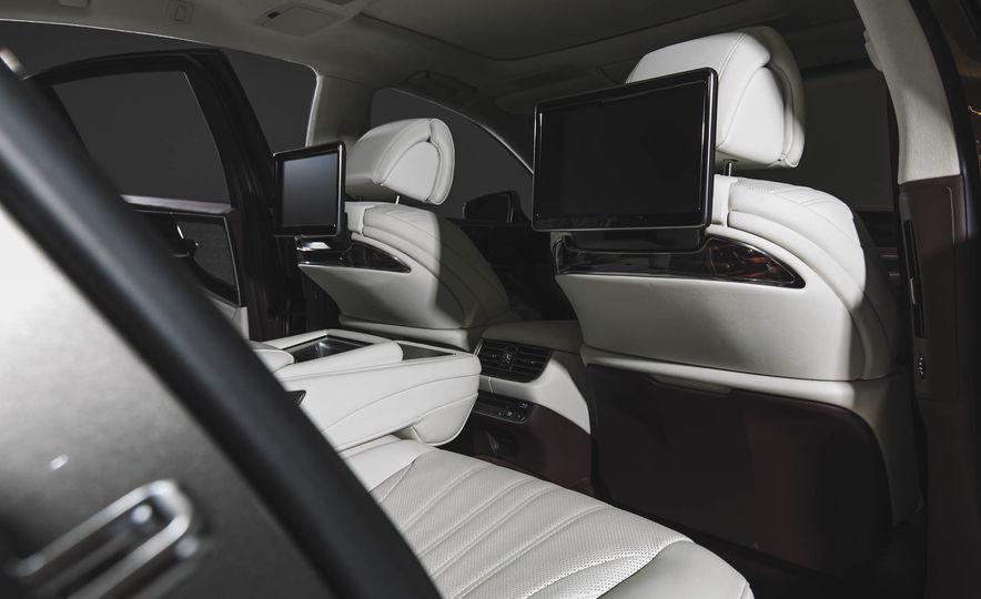 2018 Lexus LS 500 - Slide 39