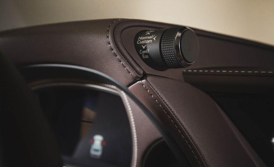 2018 Lexus LS 500 - Slide 43
