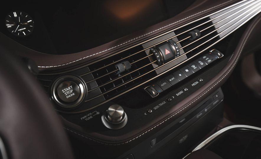 2018 Lexus LS 500 - Slide 47