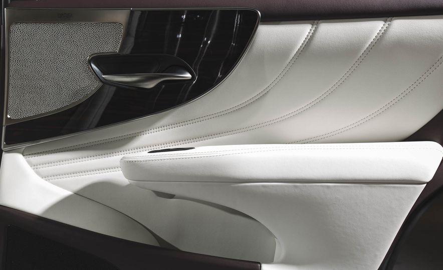 2018 Lexus LS 500 - Slide 50