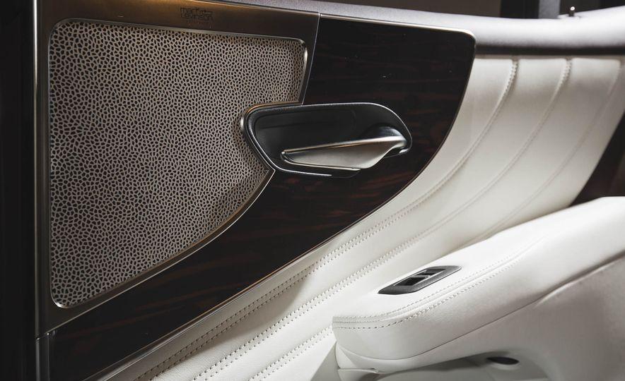 2018 Lexus LS 500 - Slide 51