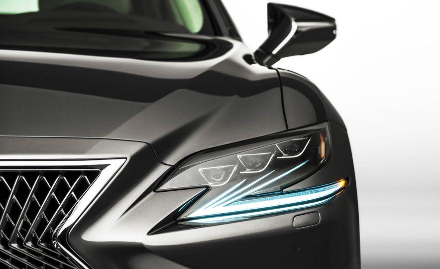 2018 Lexus LS 500 - Slide 66