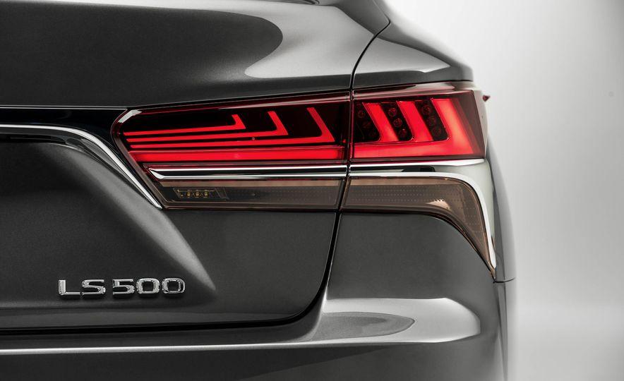 2018 Lexus LS 500 - Slide 67