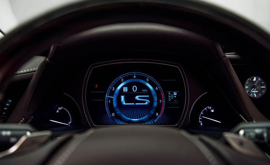 2018 Lexus LS 500 - Slide 77