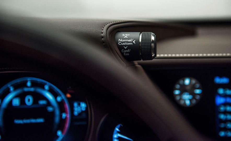 2018 Lexus LS 500 - Slide 78