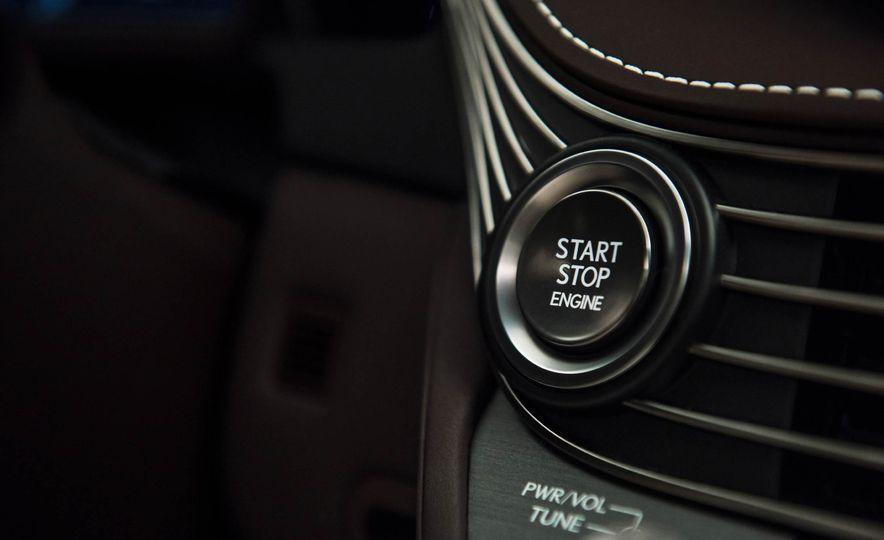 2018 Lexus LS 500 - Slide 79