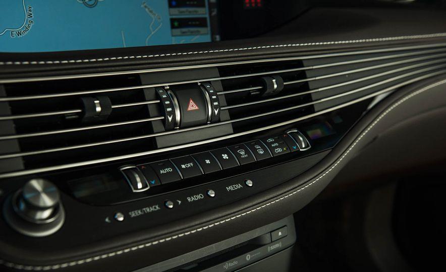 2018 Lexus LS 500 - Slide 81