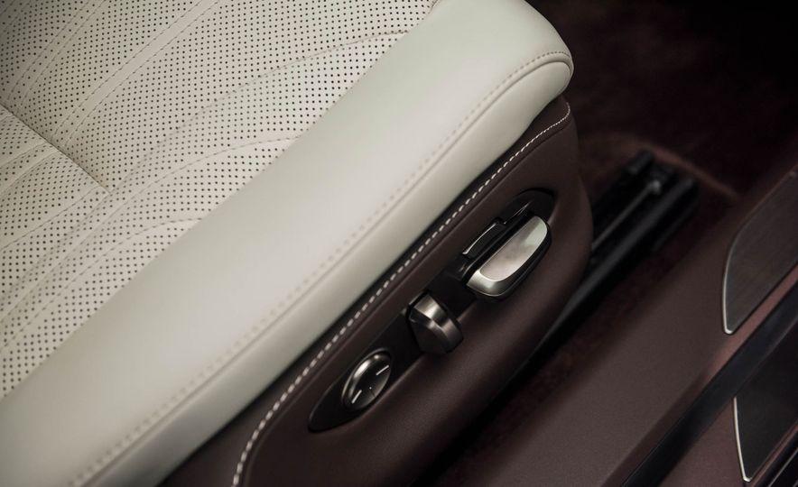 2018 Lexus LS 500 - Slide 84