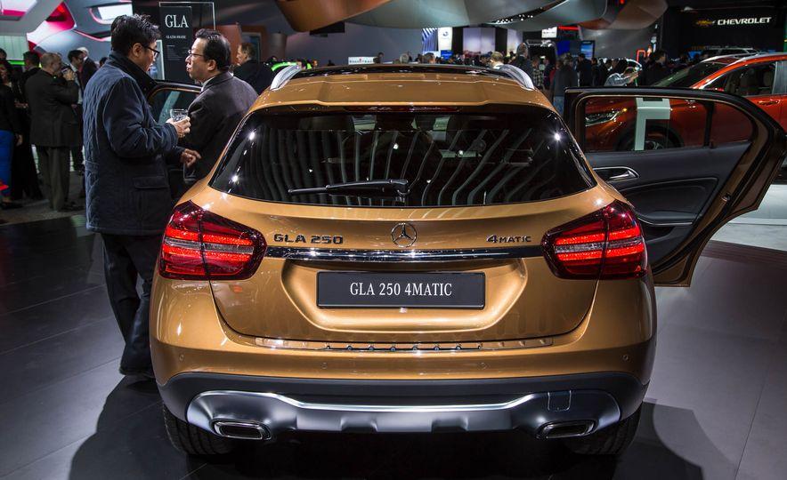 2018 Mercedes-AMG GLA45 4MATIC - Slide 3