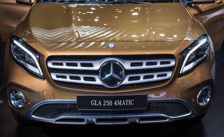2018 Mercedes-AMG GLA45 4MATIC - Slide 4