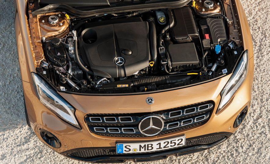 2018 Mercedes-AMG GLA45 4MATIC - Slide 97