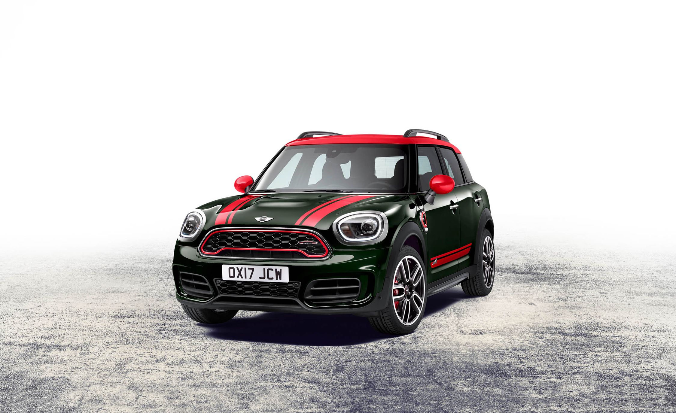 2018 Mini Cooper Countryman S  JCW Pictures  Photo Gallery  Car