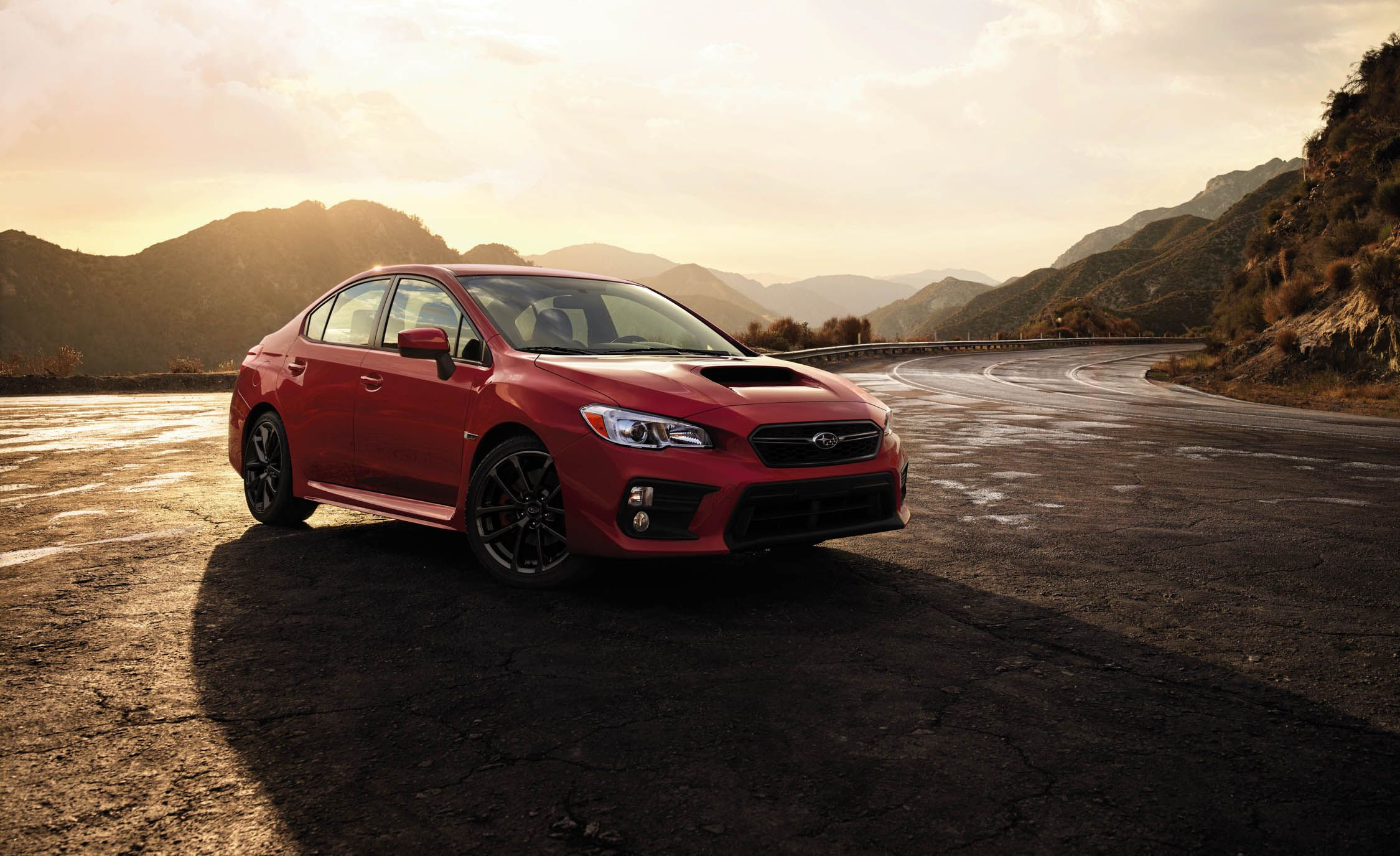2018 Wrx Cvt 0 60 >> 2019 Subaru Wrx Reviews Subaru Wrx Price Photos And Specs Car