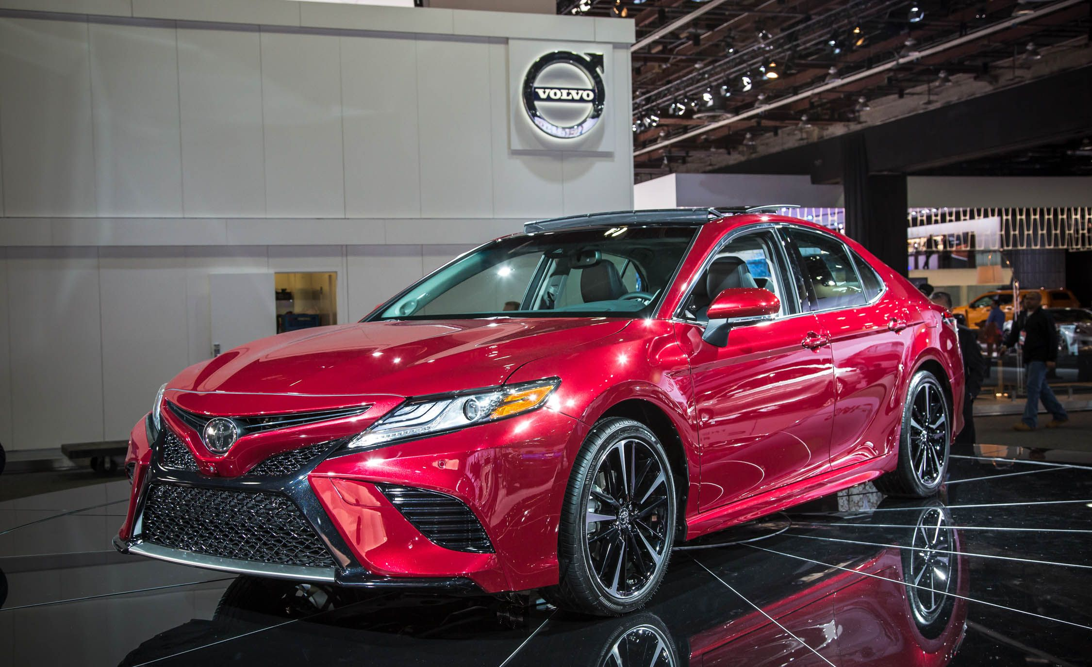 toyota new camry 2018. fine new 2018 toyota camry americau0027s favorite sedan is allnew with toyota new camry t
