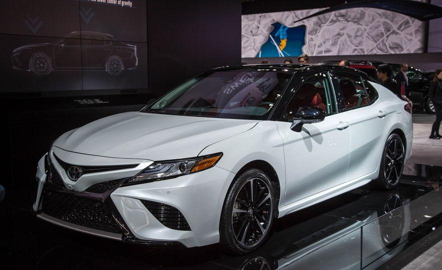 2018 Toyota Camry - Slide 28