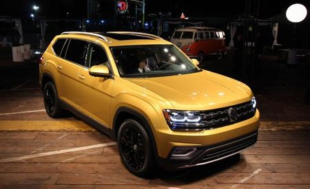 Market Rate: Volkswagen Releases Estimated Price for Atlas SUV