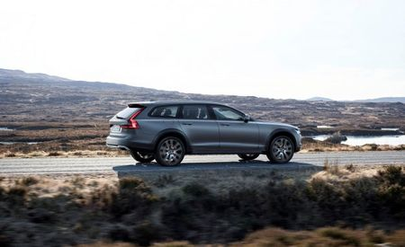 Wagon Markdown: Volvo Adds Cheaper V90 Cross Country T5 for 2018