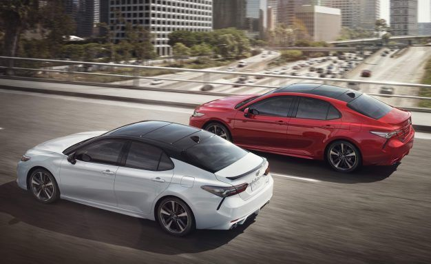Why Toyota Didn't Add a Turbo Four and Still Offers a V-6 in the 2018 Camry