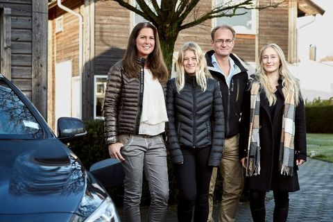 Meet the First Family Slated to Get a Volvo Self-Driving Car