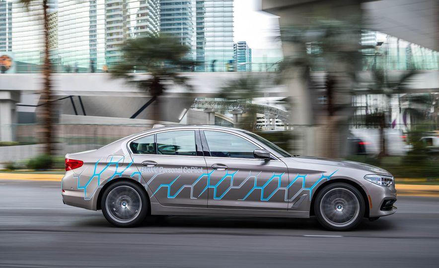 BMW 5-Series ConnectedDrive prototype - Slide 2