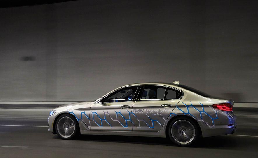 BMW 5-Series ConnectedDrive prototype - Slide 6