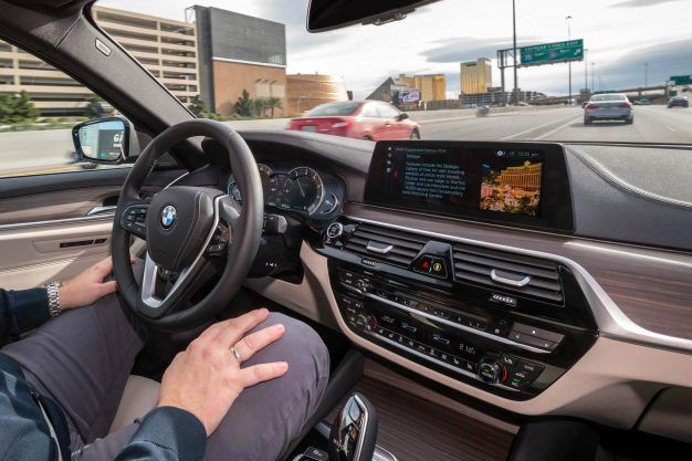 Driving and Being Driven by the BMW 5-series Automated Prototype