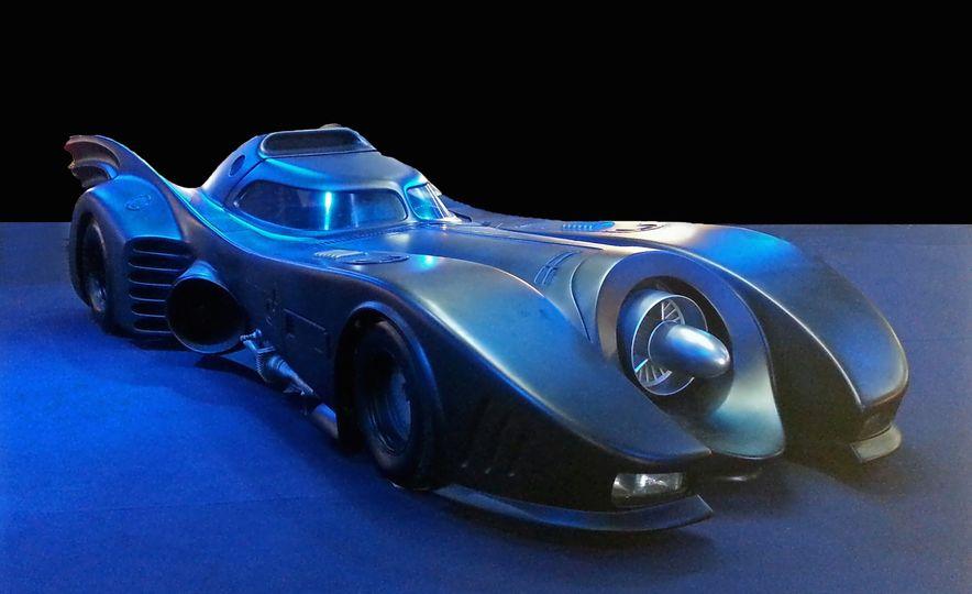 Bat Blocks: Lego Builds a Batmobile for Chevrolet - Slide 6