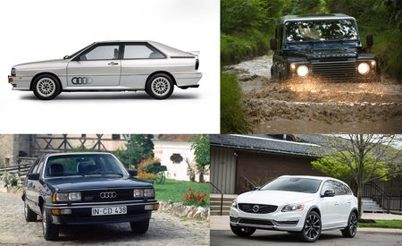 Five Alive: All the Notable Cars We Know with Five-Cylinder Engines