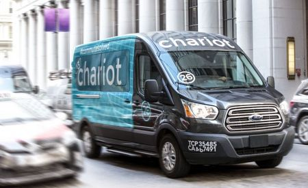 Ford Plans Big Expansion of Ride-Sharing Shuttle Service