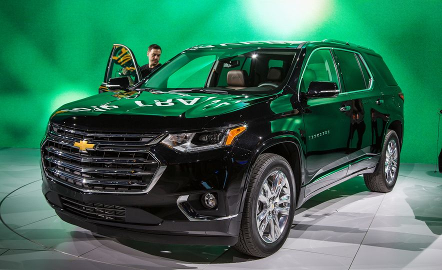 The Detroit Auto Show Debuts You Need to Know About - Slide 3