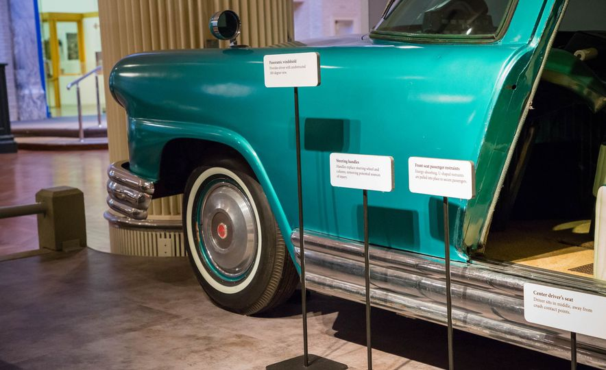 In 1957, It Was the World's Safest Car: The Cornell-Liberty Safety Car - Slide 5