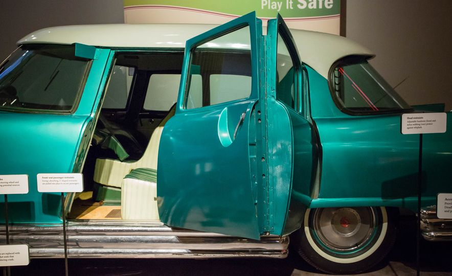 In 1957, It Was The World's Safest Car: The Cornell-Liberty Safety Car
