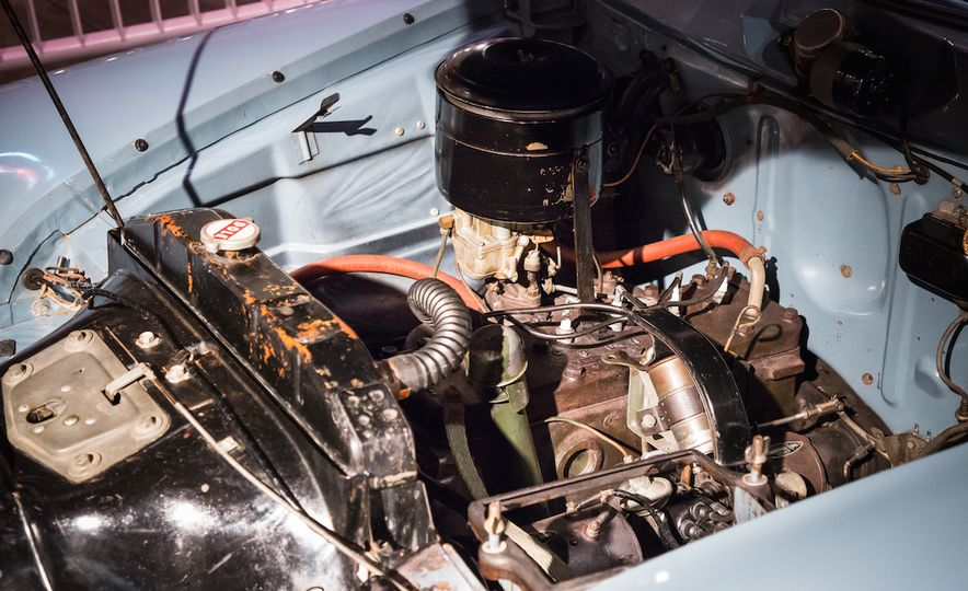 Engines au Naturel: An Unfettered Look Under the Hood at Some of History's Most Significant Engines - Slide 20
