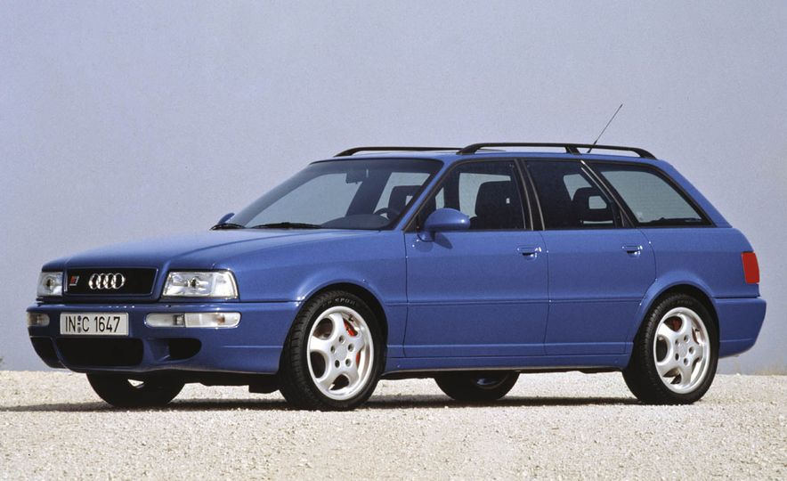 Five Alive: All the Notable Cars We Know with Five-Cylinder Engines - Slide 6